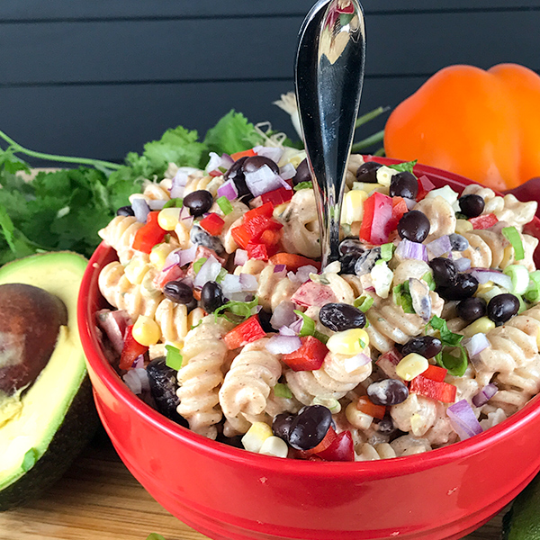 tex mex pasta salad 6