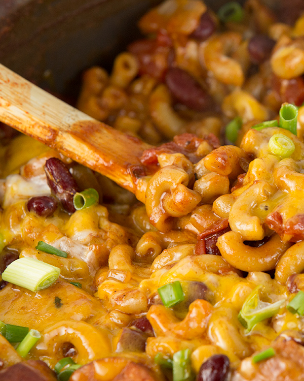 one pot spicy chili mac 2