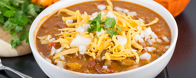 low carb beanless chili 1