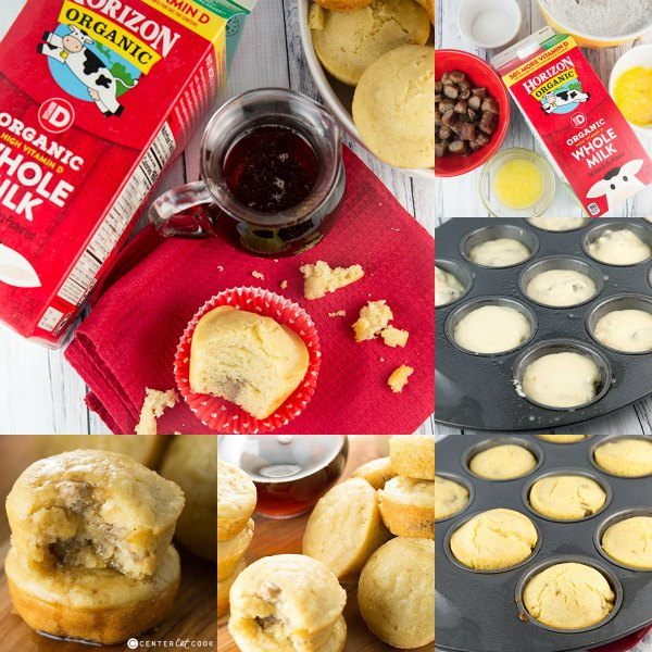 Easy pancake muffins recipe easy pancake muffins 5 ccuart Image collections