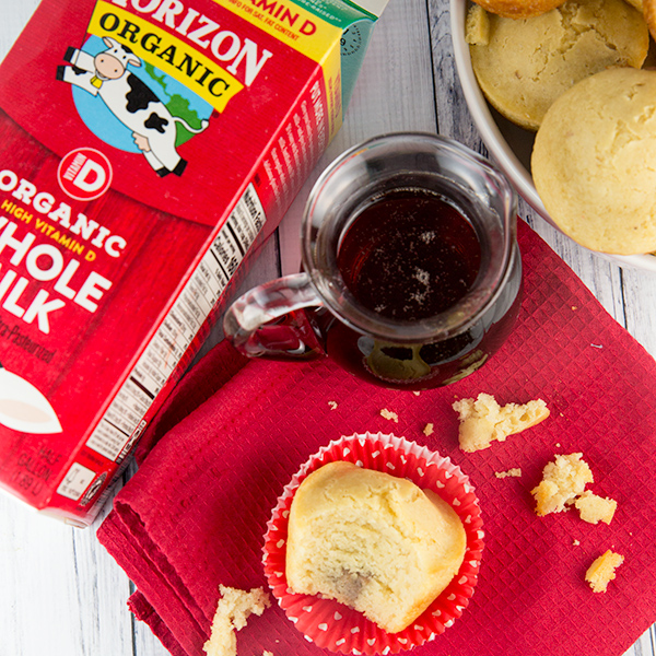 Easy pancake muffins recipe easy pancake muffins 7 ccuart Image collections