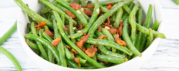 how to make green beans 1