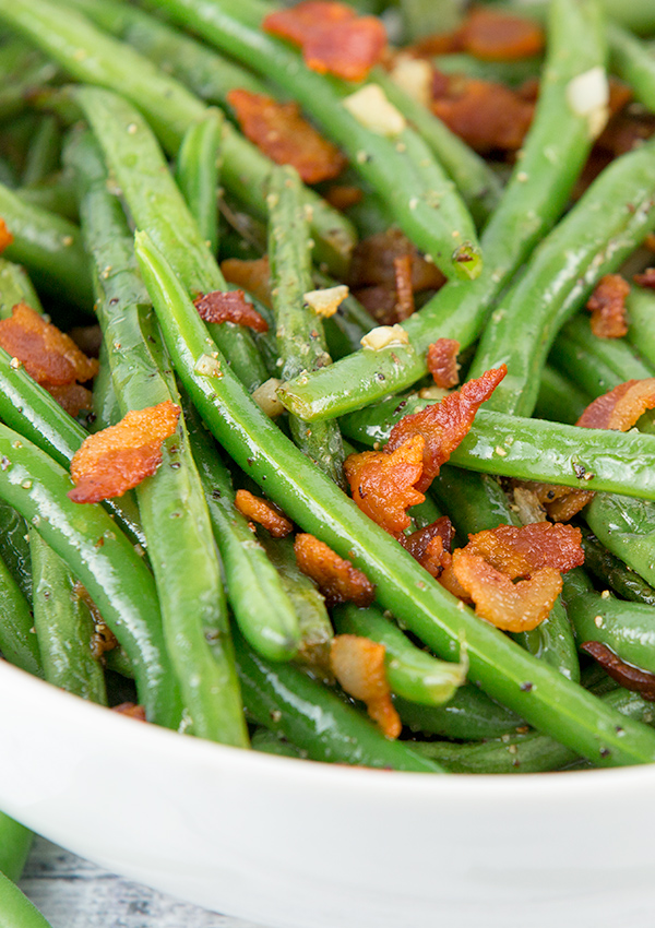 how to make green beans 2