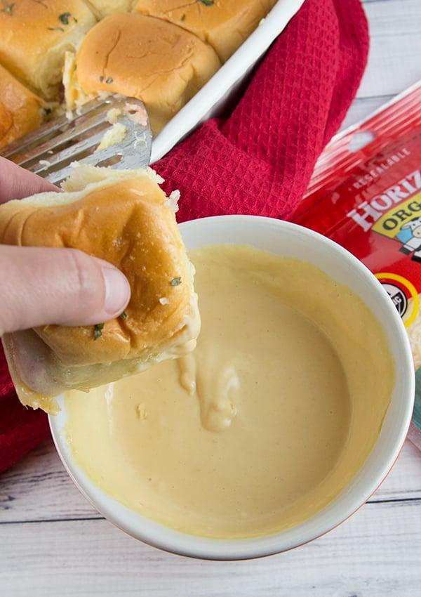 ham cheese sliders 3