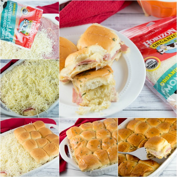 ham cheese sliders 6