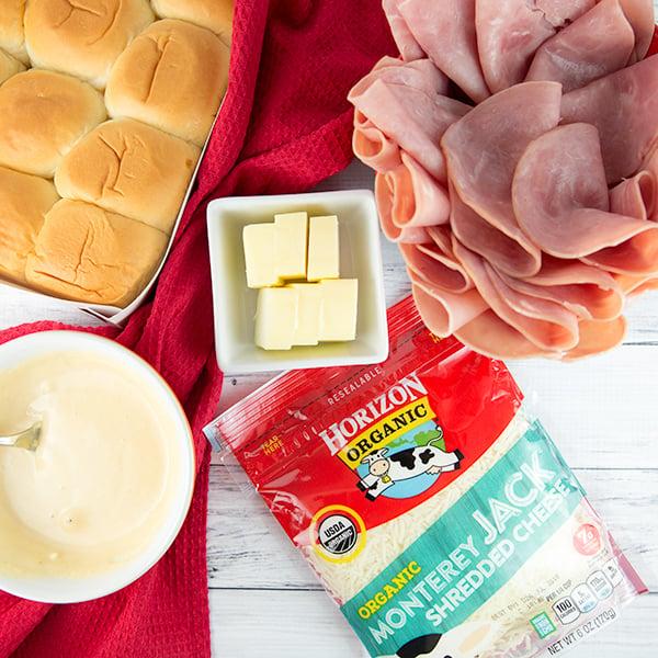 ham cheese sliders 7