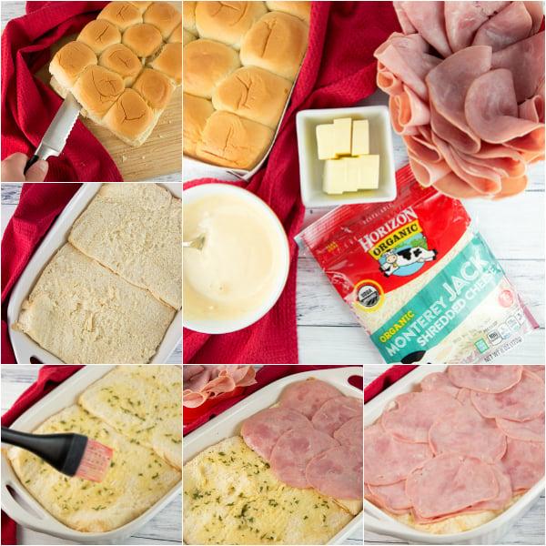 ham cheese sliders 9
