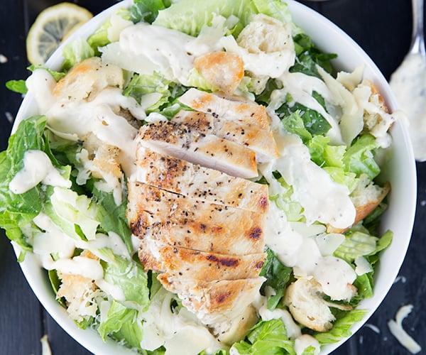 Caesar Salad Recipe Restaurant