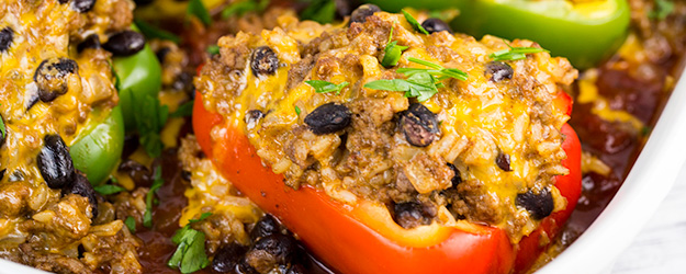 mexican stuffed peppers 1