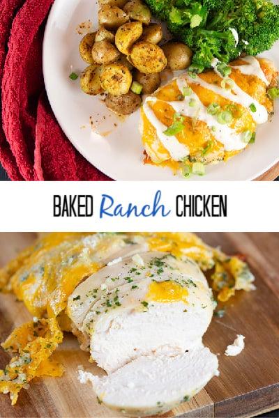 baked ranch chicken update 2