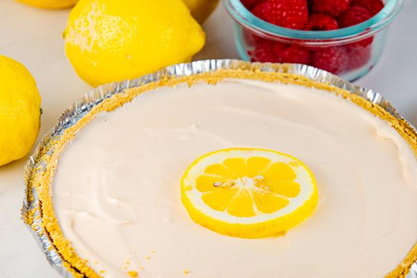 pink lemonade pie {frozen} 3