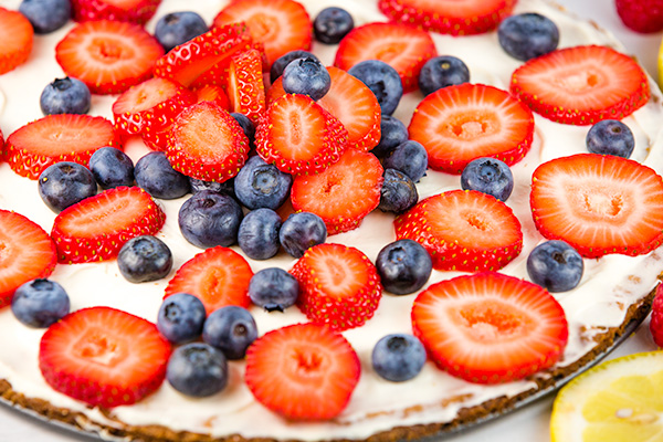 red white blue patriotic dessert 2