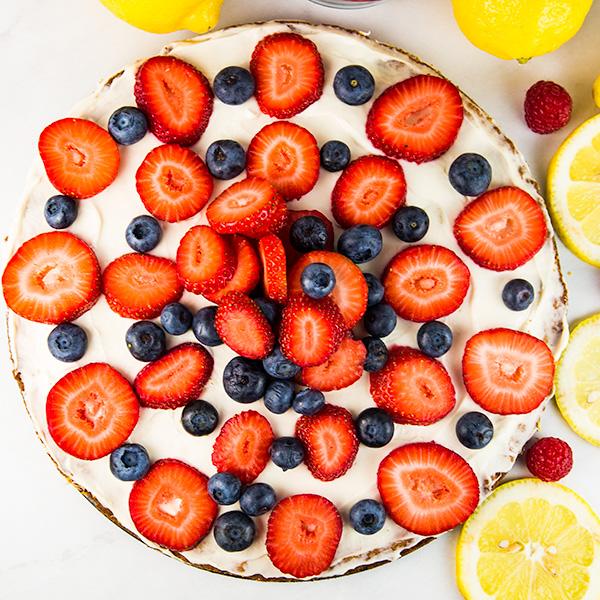 red white blue patriotic dessert 4
