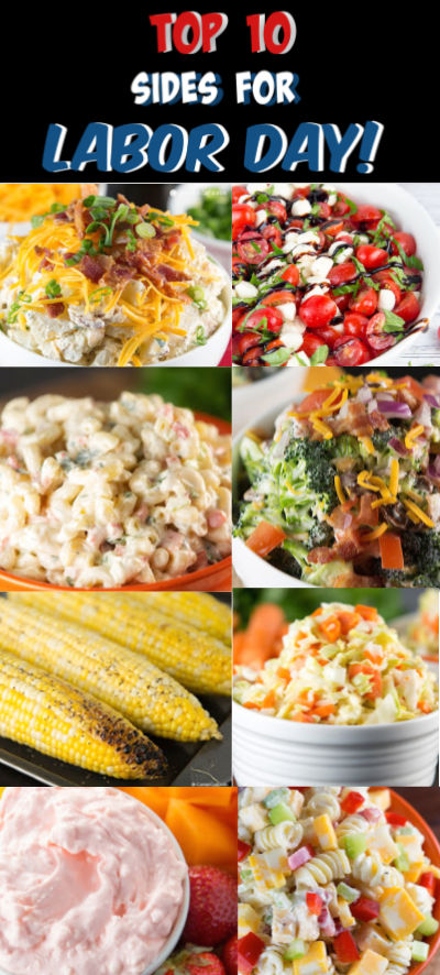 top 10 side dishes for your labor day cookout post