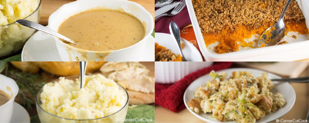 best thanksgiving sides