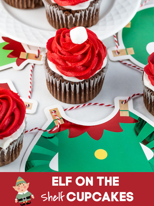 elf on the shelf cupcakes 4
