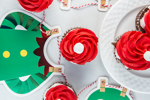 elf on the shelf cupcakes 5