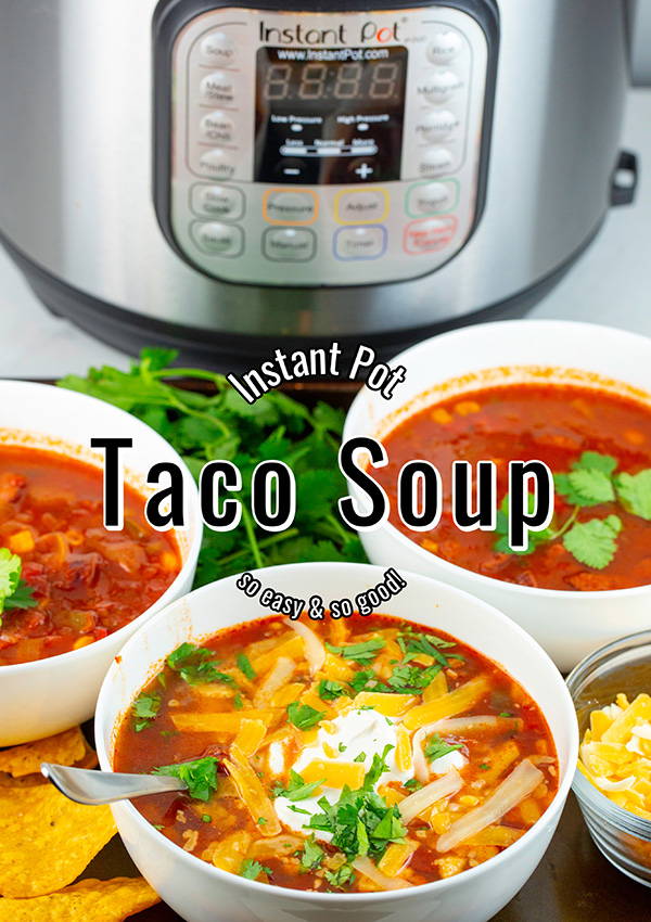 easy instant pot taco soup 2