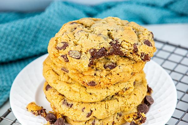 oatmeal chocolate chip cookies 2