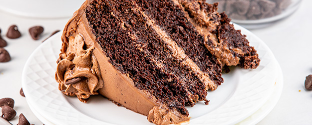 The Best Chocolate Cake with Chocolate Mousse Filling Recipe625 x 250 jpeg 98kB