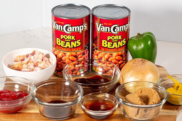 easy instant pot baked beans 3