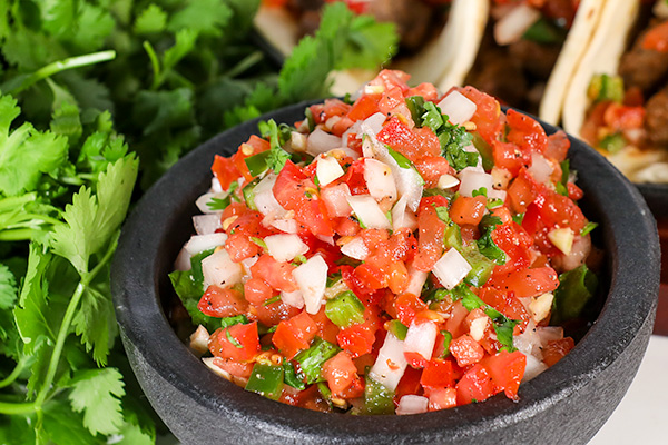 easy pico de gallo 2