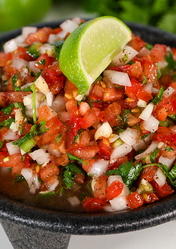 easy pico de gallo 4