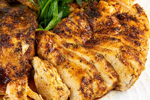 easy oven baked blackened chicken 2