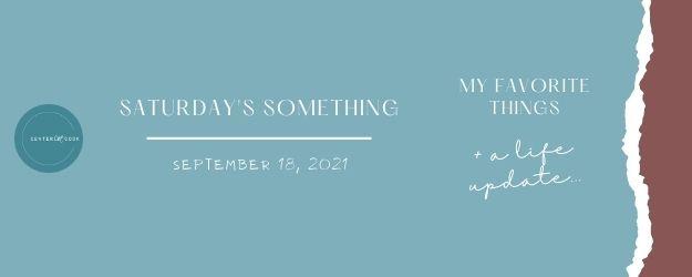saturdays something  september 18 2021 1