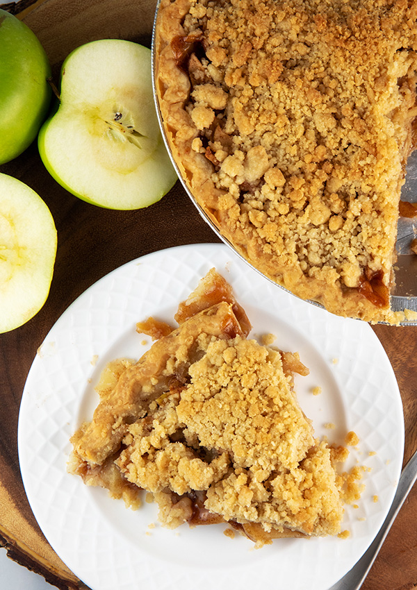 apple crumble pie updated 3