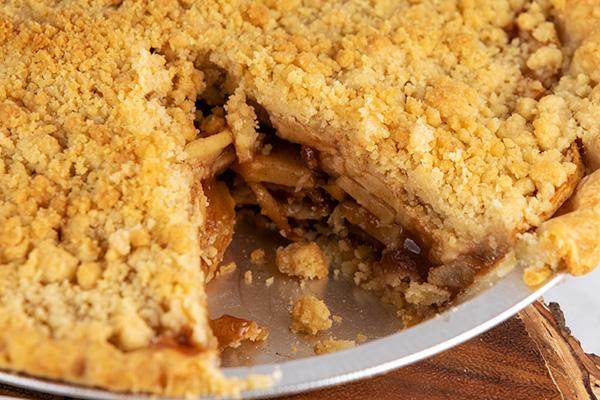 apple crumble pie updated 4